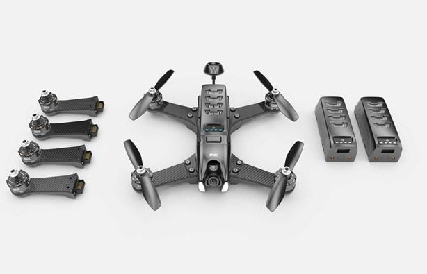 UAV Draco Racing Drone