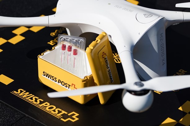 Drone Logistic